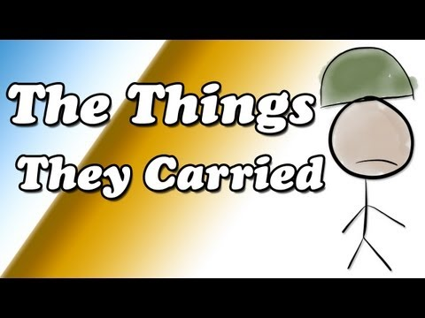 Summary of The Things They Carried by Tim O'Brien - Book Report/Review Example