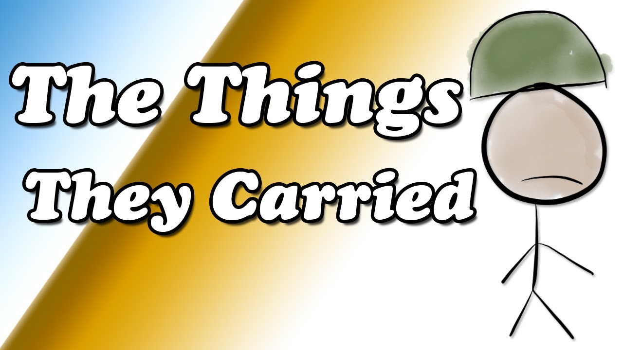 essay on the things they carried short story