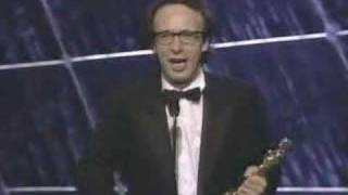Roberto Benigni Goes Wild At The Oscars®