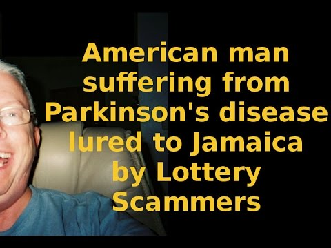 AMERICAN LURED TO JAMAICA BY LOTTERY SCAMMERS