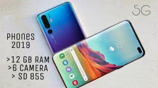 Top Upcoming Smartphones in 2019