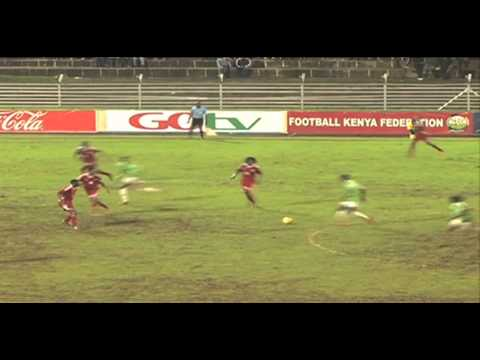CECAFA Final Kenya vs Sudan
