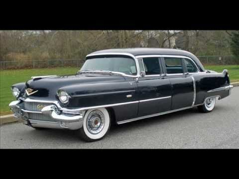 Bmz Classics Presents 1956 Cadillac Fleetwood Limousines