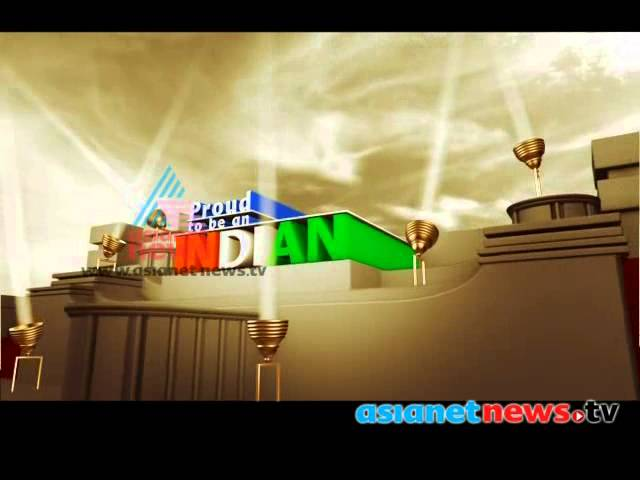 Asianet News Proud to be an Indian Promo
