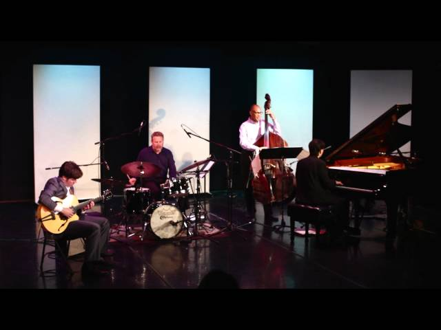 "Graham Dechter Quartet ""Road Song"""