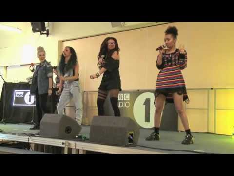 Little Mix Perform How Ya Doin'? on the Radio 1 Breakfast Tour