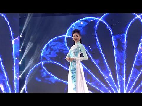 Tìm ra Người đẹp áo dài của HHVN 2016 - NTT Lụa Thái Tuấn