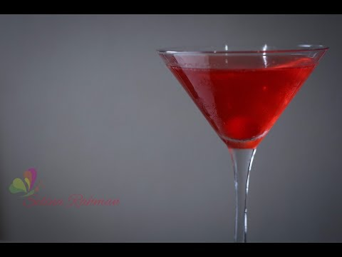 কসমো - লাল পানীয় || Red Lemonade || Chilled Soda Drink || R# 172