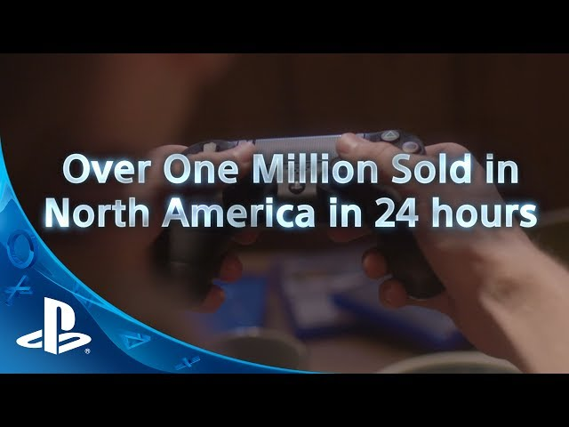 PlayStation 4 | World's Largest Console Launch Ever