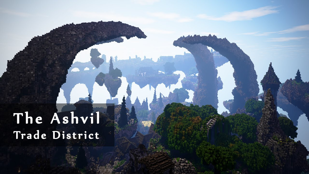 The Ashvil - Trade District