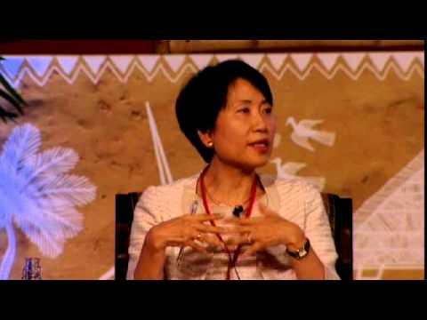 DSDS14: Dr Naoko Ishii, Global Environment Facility