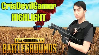 CrisDevilGamer HIGHLIGHT trong PUBG