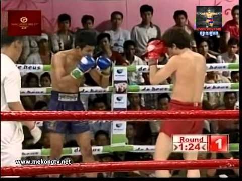 Muay Thai VS Sen Rady [29-03-2014]