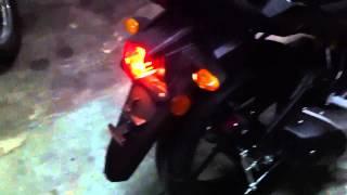 Yamaha Fz16 2014
