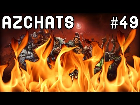 WoD Subscription Numbers Go Up In Smoke - (AzChats Episode #49)