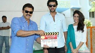 Varun Tej New Film Opening