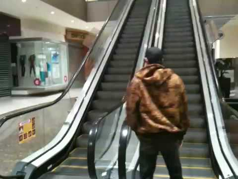 Escalator Spin