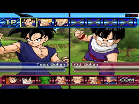 Dragon Ball Z Budokai Tenkaichi 3 wii+giả lập dolphin+play with card onboard