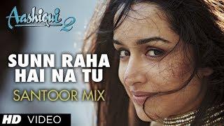 Sunn Raha Hai Na Tu - Aashiqui 2 (Santoor Mix)