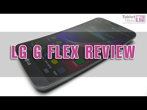 LG G Flex Review (Flexible Curved Phone) - Tablet-News.com