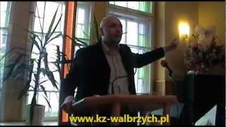 Artur Ceroński - kazanie o krzyżu