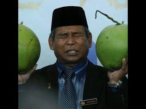 Raja Bomoh Temberang MH370 (Parodi)