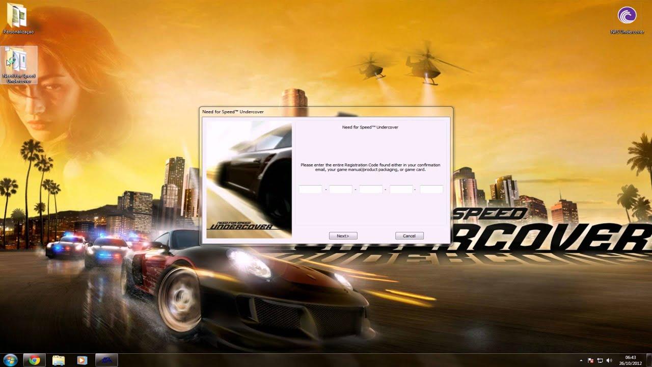 need for speed undercover keygen download