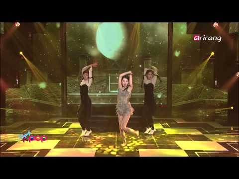 Simply K-Pop - Ep104C11 Sunmi (Feat. Lena) -Full Moon