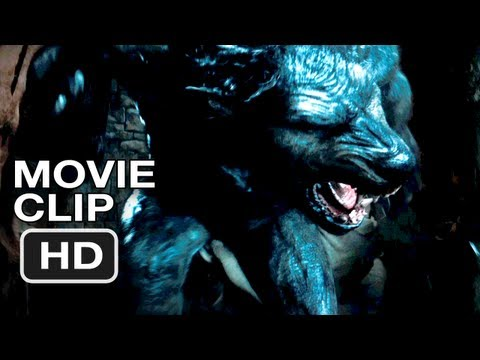 Underworld Awakening Clip #1 - Uber Lycan - Kate Beckinsale Movie (2012) HD