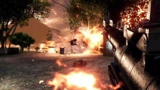 Far Cry 3 Tactics, Weapons and Skills Trailer
