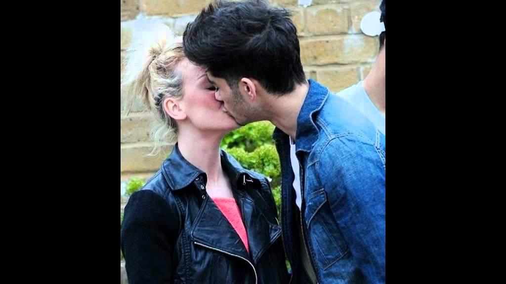 Zayn Malik 2013 Kiss You Zayn Malik and Perrie ...