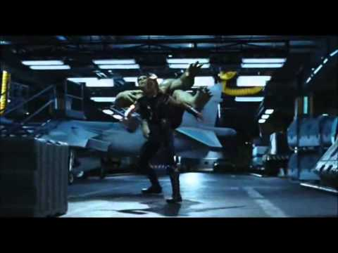 The Avengers - ANGRY HULK vs Thor [Full] HD