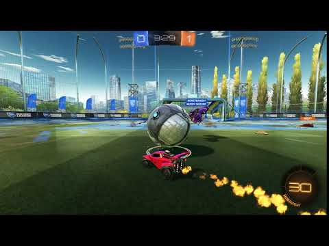 Clip Of The Day | Rocket League | Double Fake | Champion Gameplay