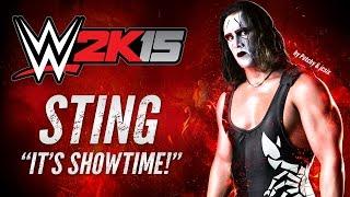 "WWE ""2K15"" Sting's Entrance"