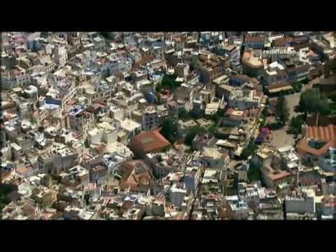 المغرب.. نظرة من السماء