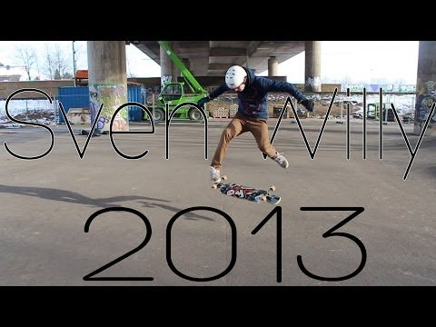 Fibretec Skateboards - Sven Willy 2013