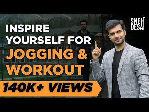 Inspire yourself for Jogging | Workout | Health and Fitness Tips in Hindi