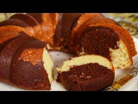Chocolate Butter Cake Recipe Demonstration Joyofbaking Com