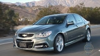 2014 Chevy SS Review Kelley Blue Book