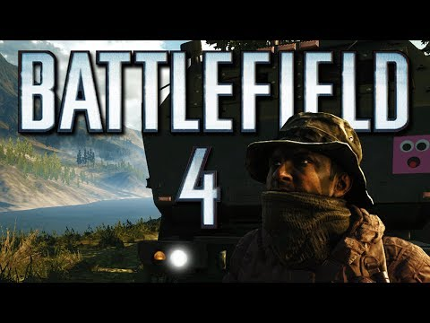 AA GUNS IN BATTLEFIELD! (Battlefield 4 Fails and Funny Moments)