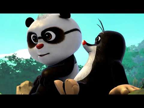 Krtko a Panda 23 - Party čiernobielych zvieratiek