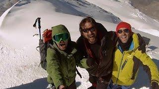 GoPro/HD Climbing Mount Elbrus 5642m, Russia / Восхождение на Эльбрус 5642м, Россия