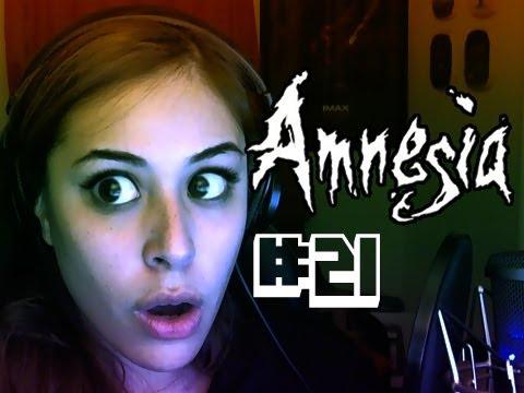 """""""I ALMOST CRIED"""" Amnesia  Ep. 21 w/Cupquake"""