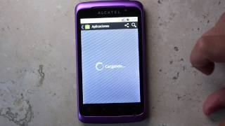 Review Alcatel One Touch 991 PLAY