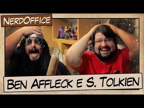 Expendables 3, Ben Affleck, Piada Mortal e Stephenie Tolkien | NerdOffice S04E32