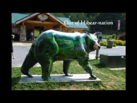 Cherokee Painted Bear Project in North Carolina