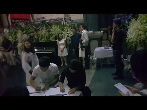 Trực tiếp lễ tang  NSUT Quang Lý/ Đức Tuấn hát