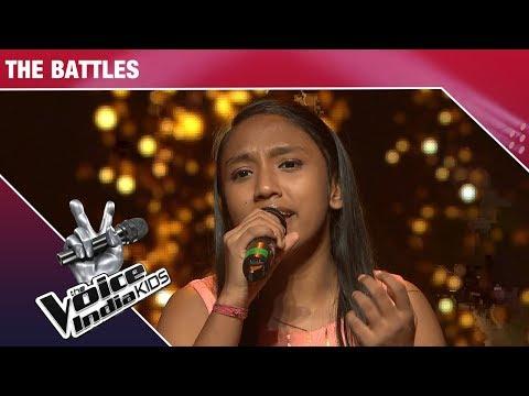 Abhraman, Mansi, Neelanjana Performs on Taal Se Taal-Episode 10-Dec 10, 2017-The Voice India Kids S2