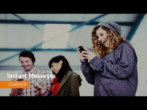 Instant Messages (Pager)