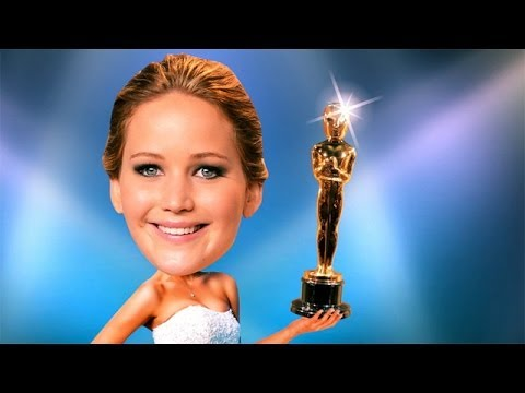 Everyone's in love with Jennifer Lawrence - Jennifer Lawrence song